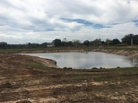 Site Development that required land clearing